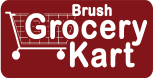 Brush Grocery Kart