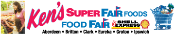 Ken's SuperFair Foods & Shell Express - goto home page