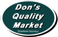 Don's Quality Market