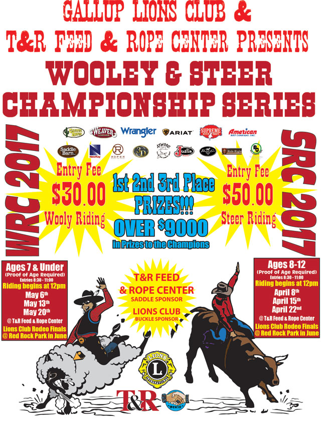 Wooley & Steer Championship Series