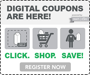 Digital Coupons are Here