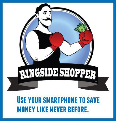 Introducing Ringside Shopper