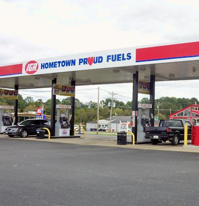 Fuel Center