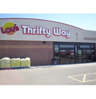 Lou's Thrifty Way