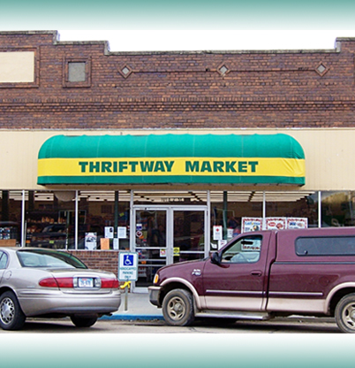 Welcome To Thriftway Market!
