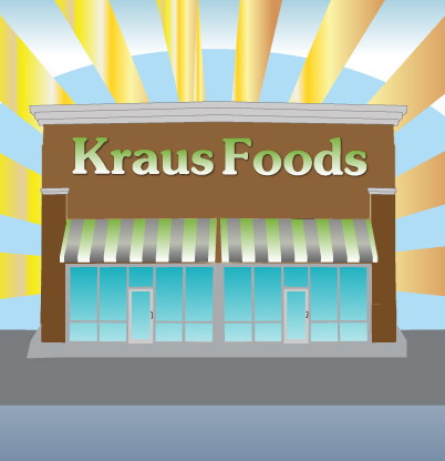 Kraus Foods is here to serve you!