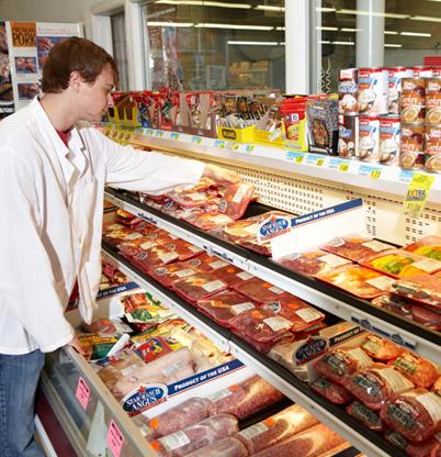 Grocery Mart Savory Meats