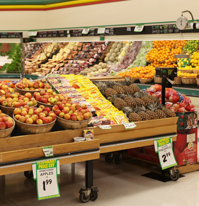 The Freshest Produce In Town!