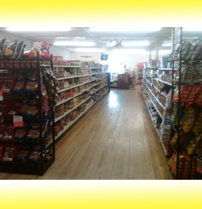 Our nice wide aisles make it easy to navigate thro