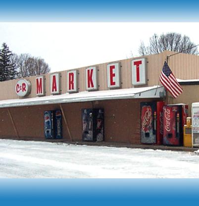 Welcome to C&R Market - Edina, Missouri