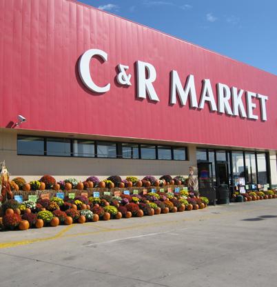 Welcome to C&R Market - Macon, Missouri