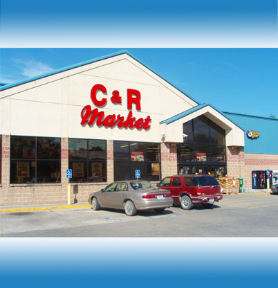 Welcome to C&R Market – Fayette, Missouri