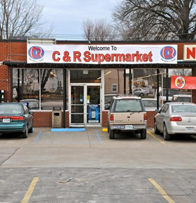 Welcome to C&R Market- Slater, Missouri