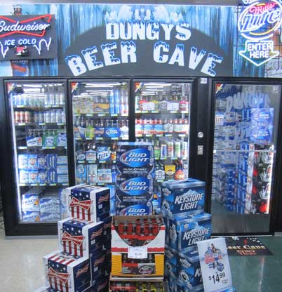 Dungy's Beer Cave