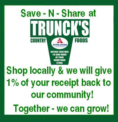 Trunck's Save-N-Share