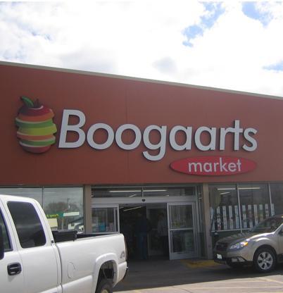 Boogaarts Market