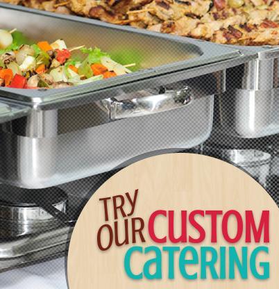 Custom Catering