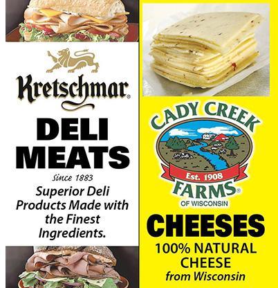 Deli Meats & Cheeses