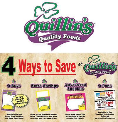4 Ways To SAVE!