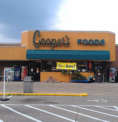 Welcome to Coopers Foods Chaska