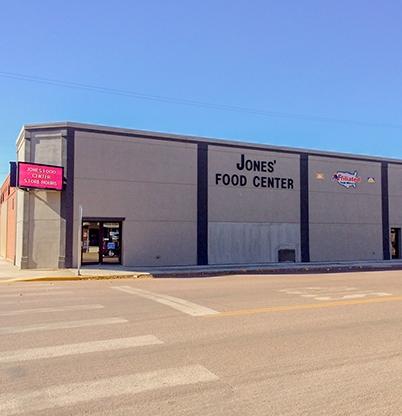 Jones Food Center