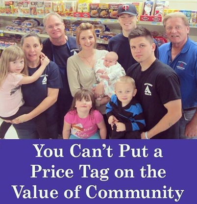 Shop Local, Support Armour First!