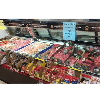Service Cut Meats