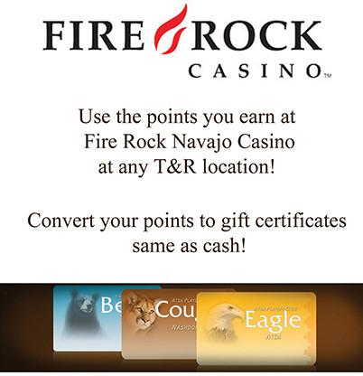 Fire Rock Casino