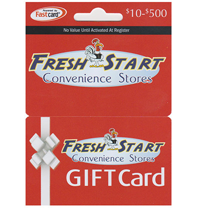 Gift Card Contest!