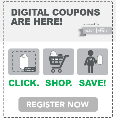 Digital Coupons Are Here!