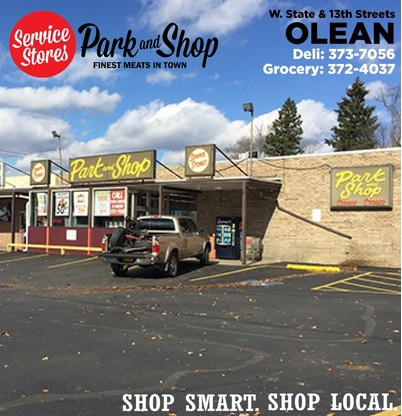 Serving you at two locations in Olean!
