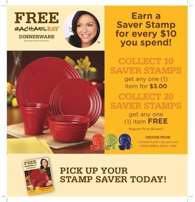 Free Rachel Ray Dinnerware