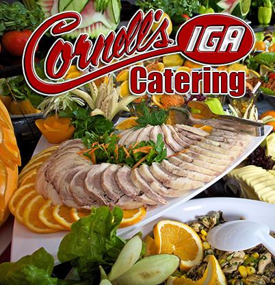 Cornell's IGA Catering