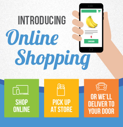 Online Shopping Is Here!
