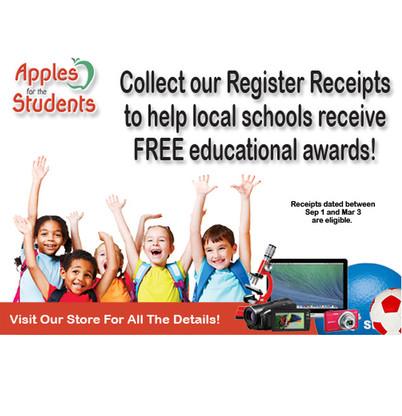 Apples for Students Program
