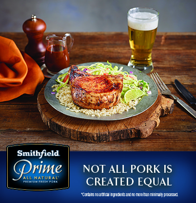 SMITHFIELD® PRIME ALL NATURAL FRESH PORK