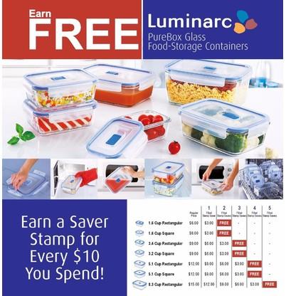 Free Luminarc Promo
