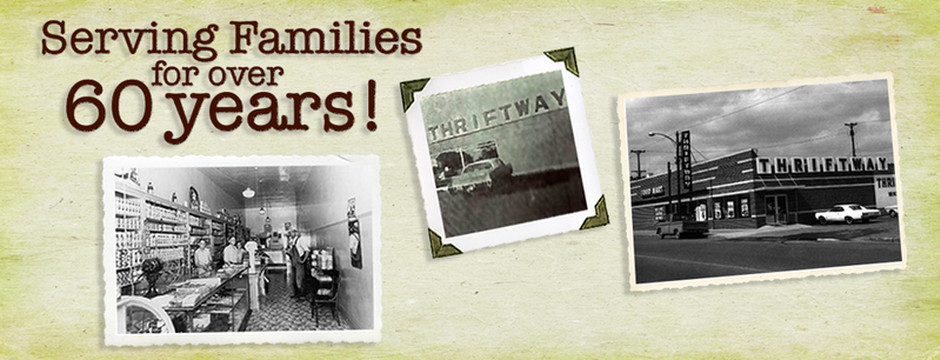 Serving Families for over 60 years!