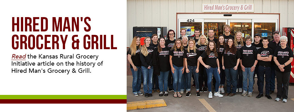 Hired Man's Grocery and Grill
