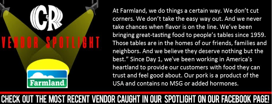 Vendor Spotlight - Farmland