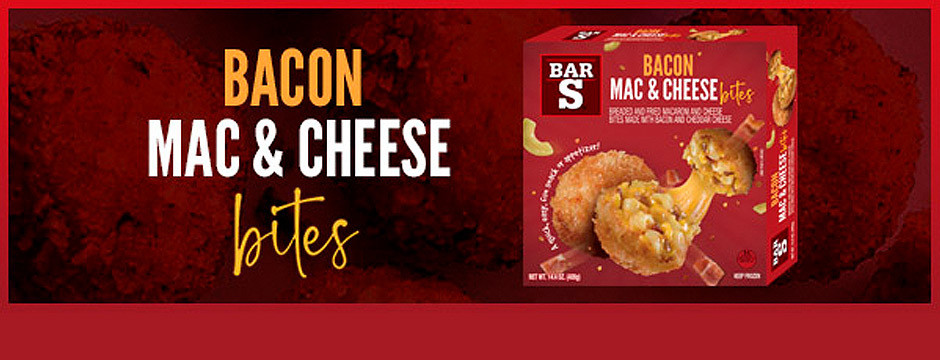 Bar S Bacon Mac and Cheese Bites