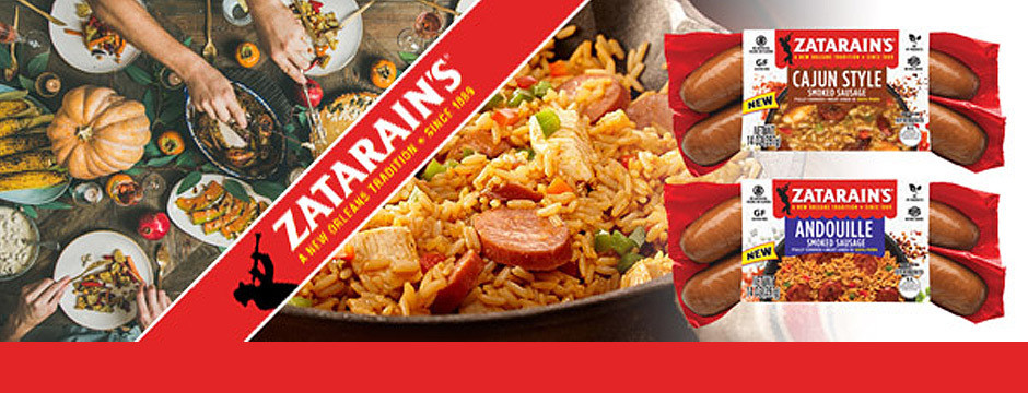 Zatarain's - A New Orleans Tradition Since 1889