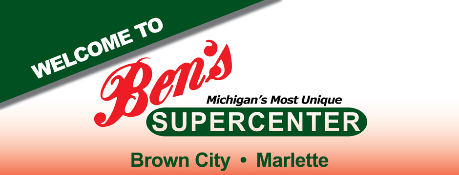 Welcome to Ben's Supercenter