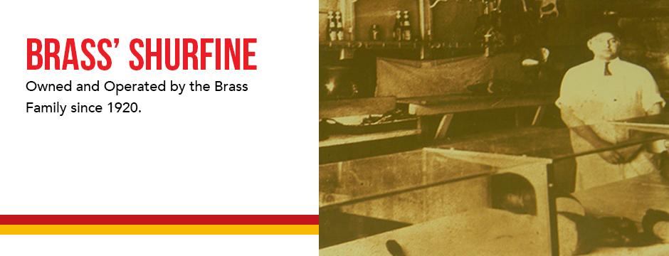 Brass' Shurfine