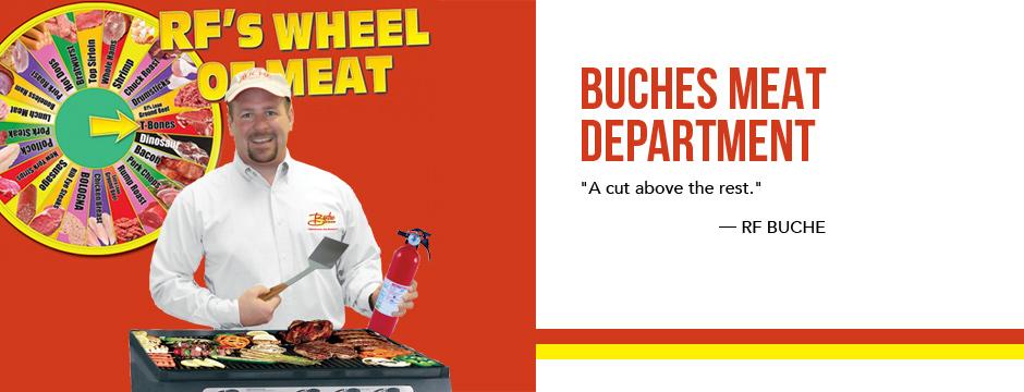 Buche's Meat Department