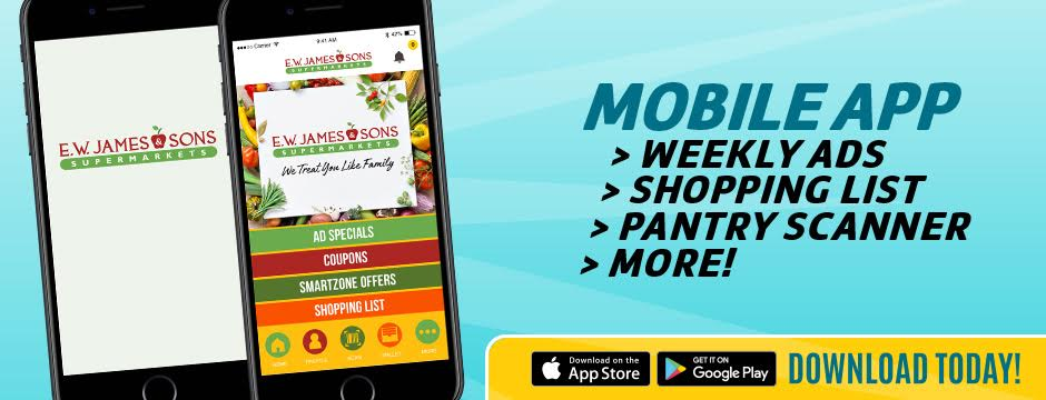 Cach Saver Grocery Shopping Companion Mobile App