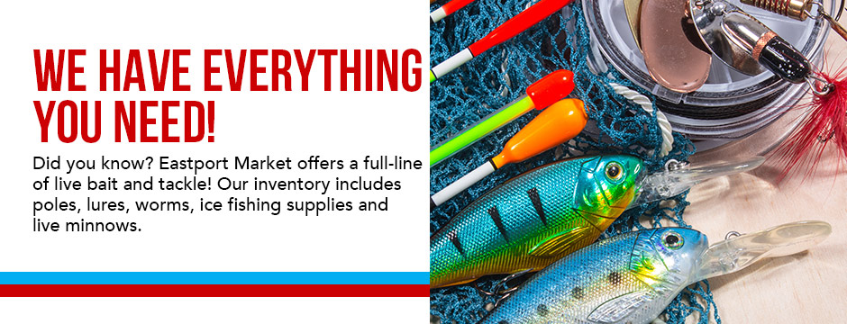 We Have Everything You Need!