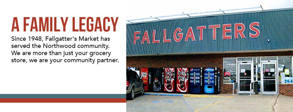 Fallgatter's Market, a Family Legacy