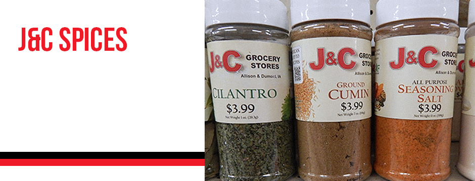 J&C Spices