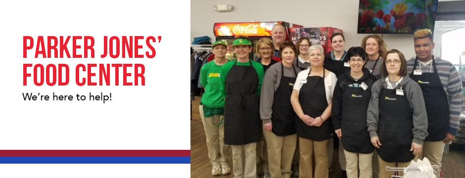 Parker Jones Food Center